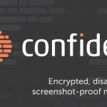 Inviare messaggi segreti – Confide – parte 5