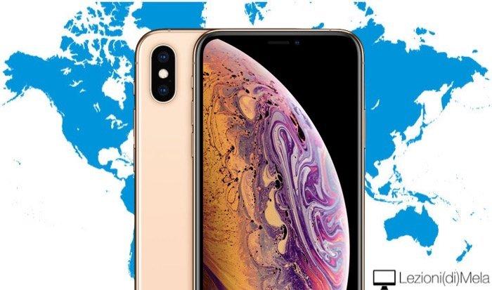 """In quale posto del mondo costa meno l""""iPhone XS?"""