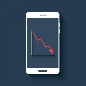 La crisi globale degli smartphone