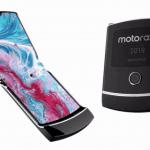 Motorola Razr 2019: il ritorno di Razr con lo schermo pieghevole