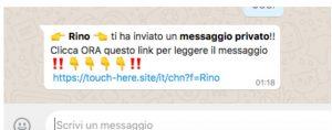 Malware colpisce smartphone attraverso messaggio Whatsapp