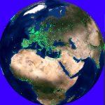 Ascoltare radio in streaming – novità globo ruotante