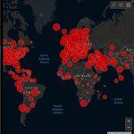 Attenzione alla finta mappa del corona virus nasconde malware.